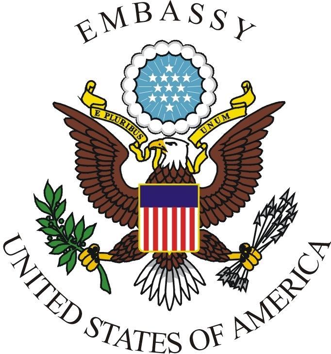 Американское посольство в Минске